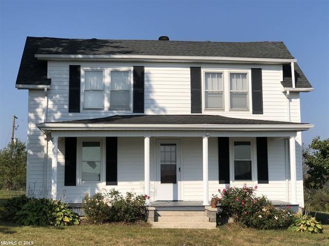 Historic Blue Ridge Mountain Farmhouse for Sale in Floyd VA