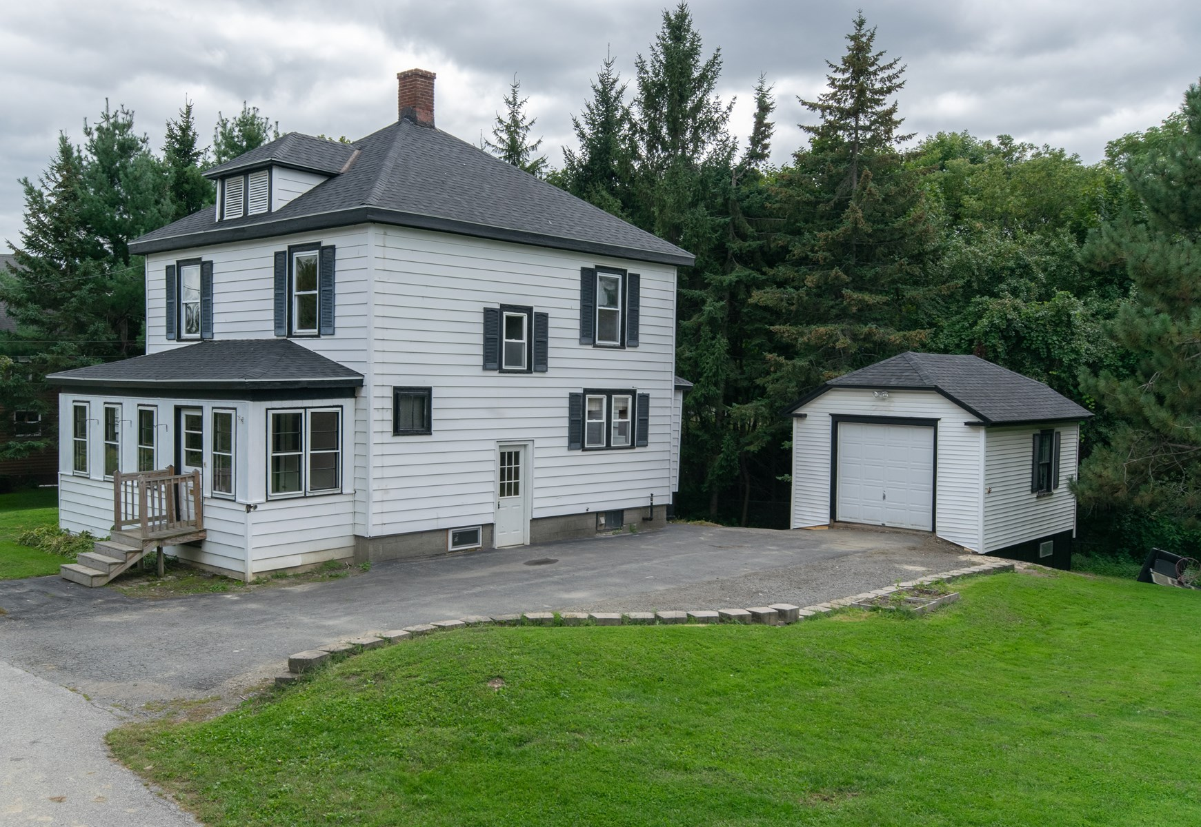 Historic Home For Sale in Bangor, Maine