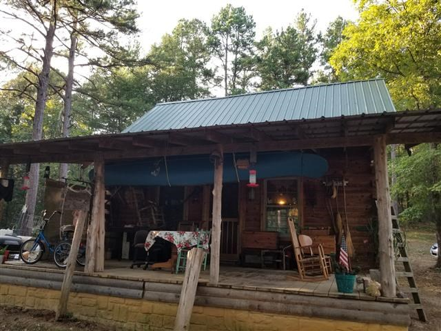 CABIN ON NEARLY 16 ACRES NEAR EMINENCE, MISSOURI