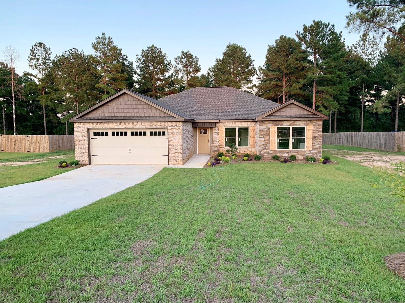NEW CONSTRUCTION HOME for sale in  Hartford, Alabama