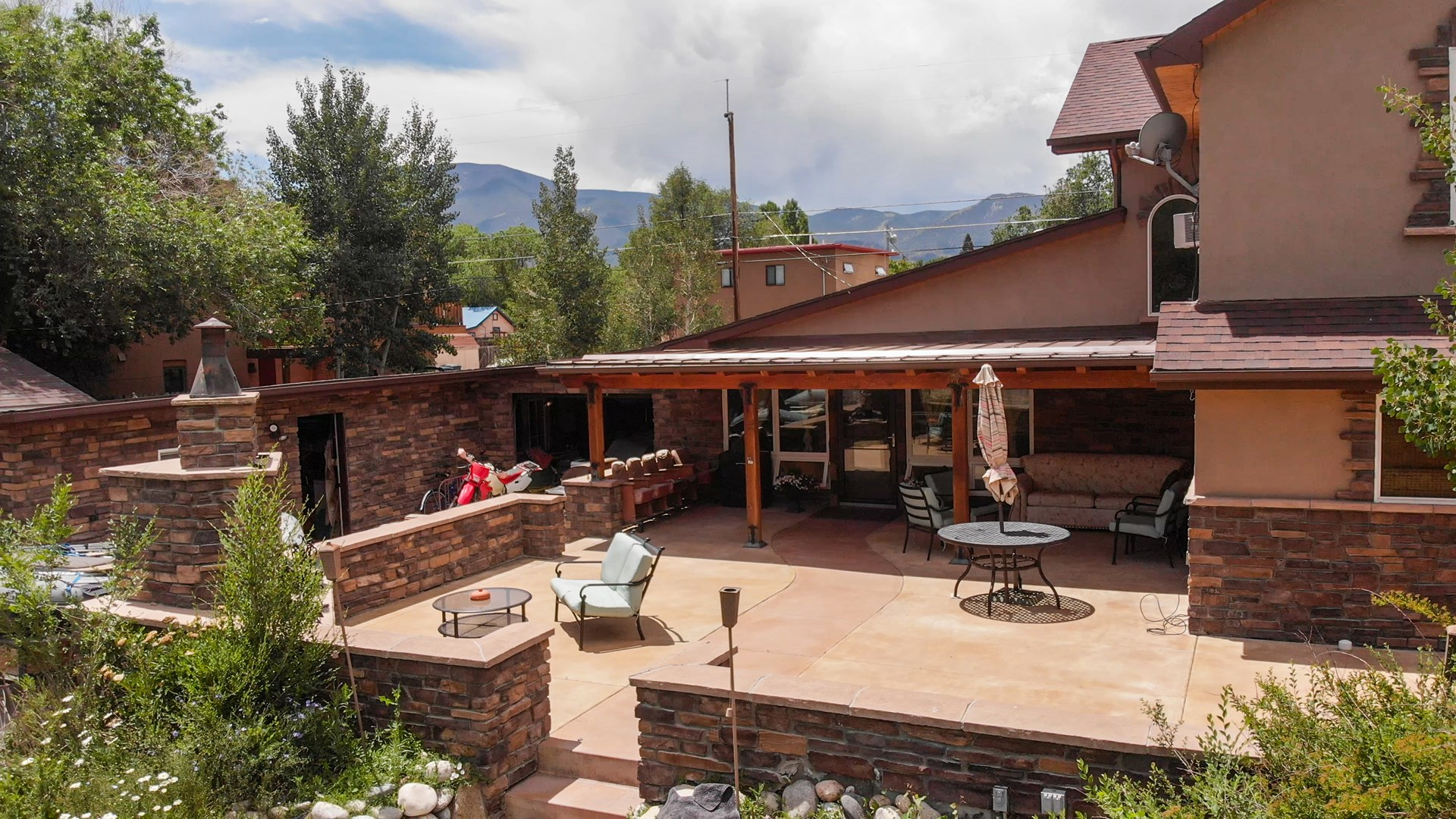 Downtown Dream Home In Salida, Colorado For Sale