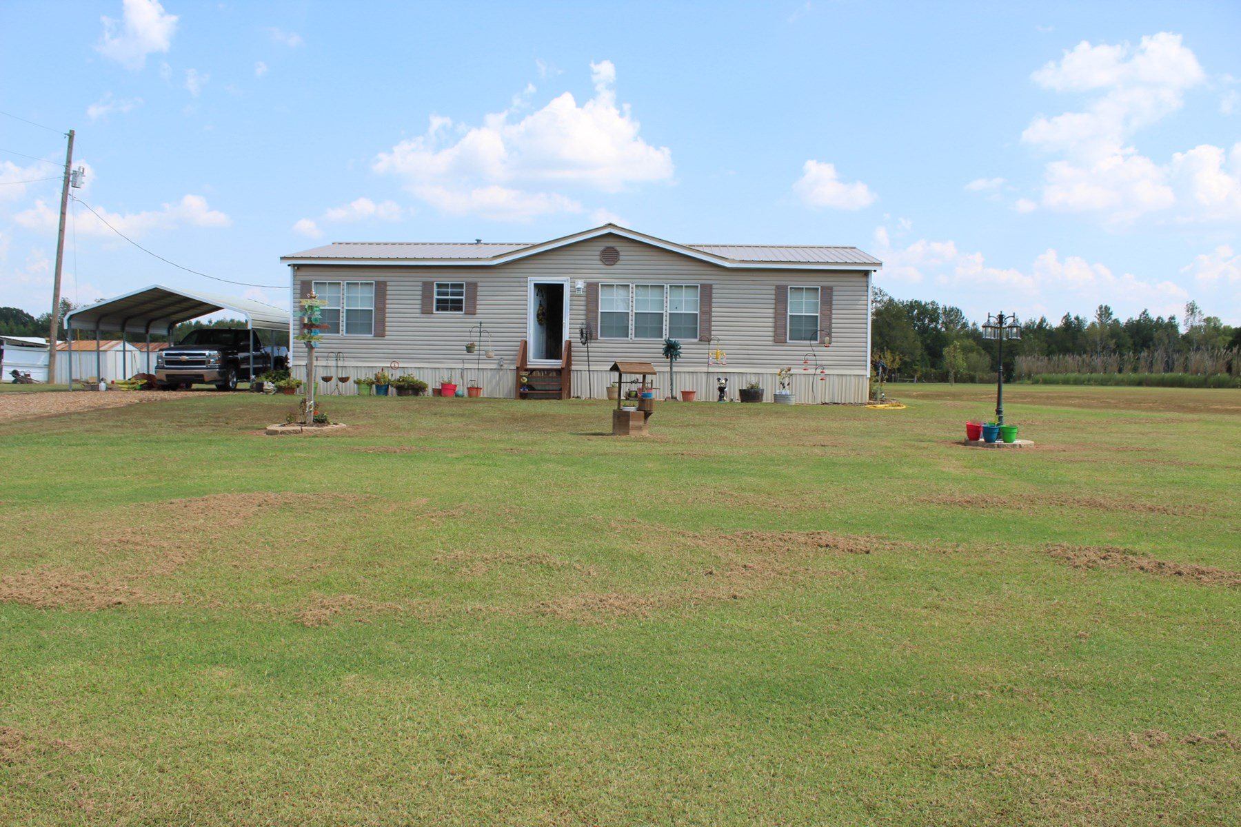HOBBY FARM FOR SALE IN TN WITH ACREAGE, FENCING, BARN