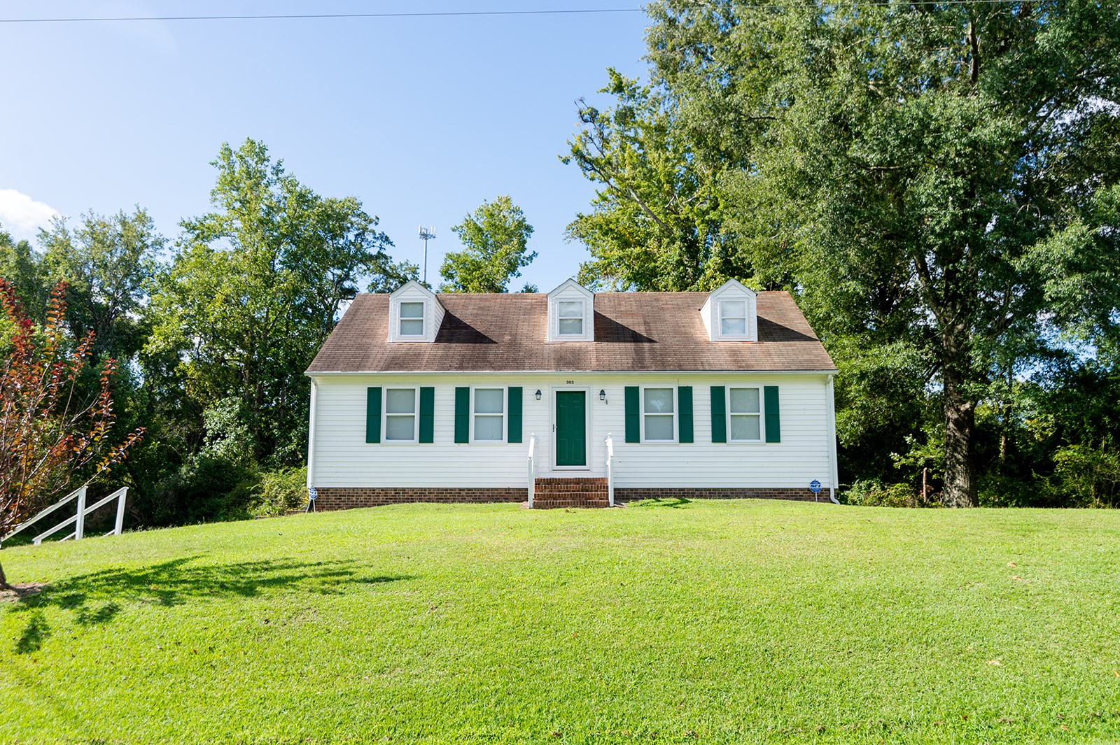 HERTFORD, NC HOME-OVER 1 ACRE LOT WITHIN TOWN LIMITS