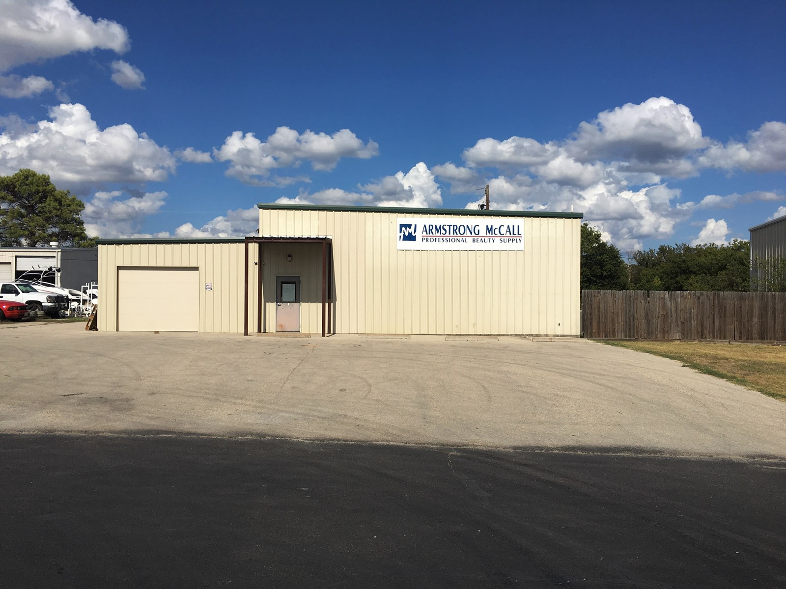 Commercial Building for Sale or Lease in Early, TX