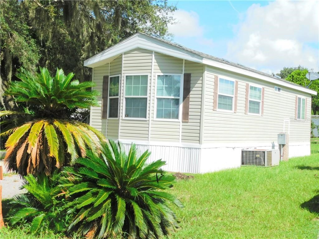 55+ ACTIVE RETIREMENT, 1/1 MOBILE HOME, CENTRAL FLORIDA