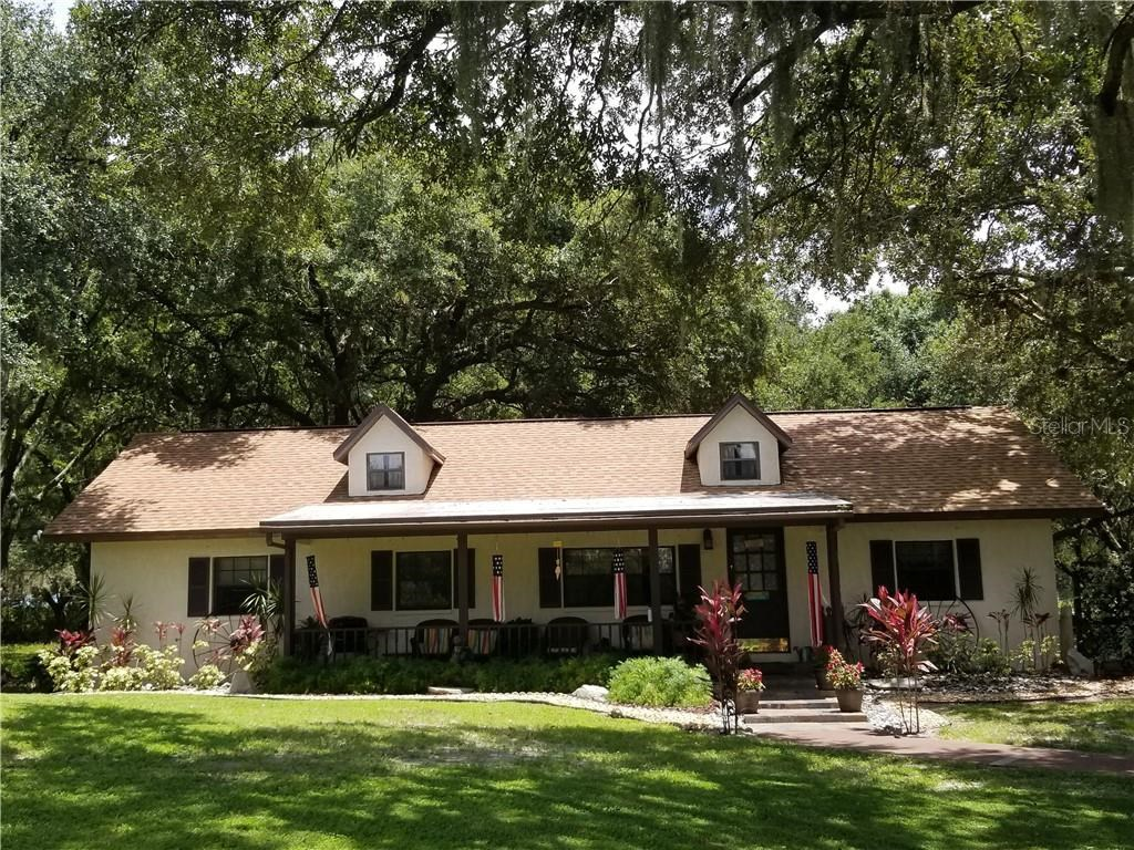 3 BR 2 BA CBS HOME ON 14 ACRES IN ARCADIA!