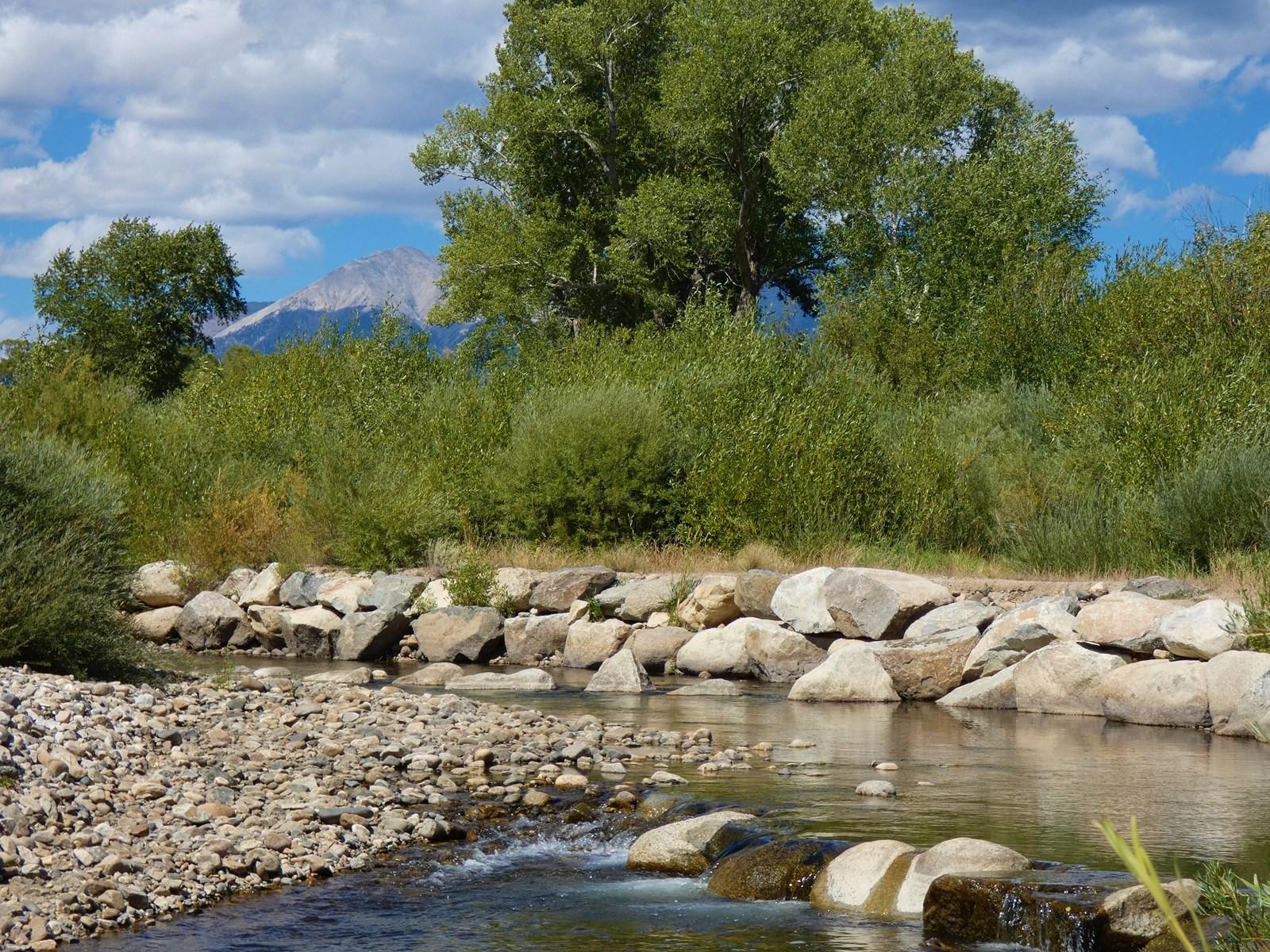 Little Arkansas Riverfront Property-Poncha Springs, CO