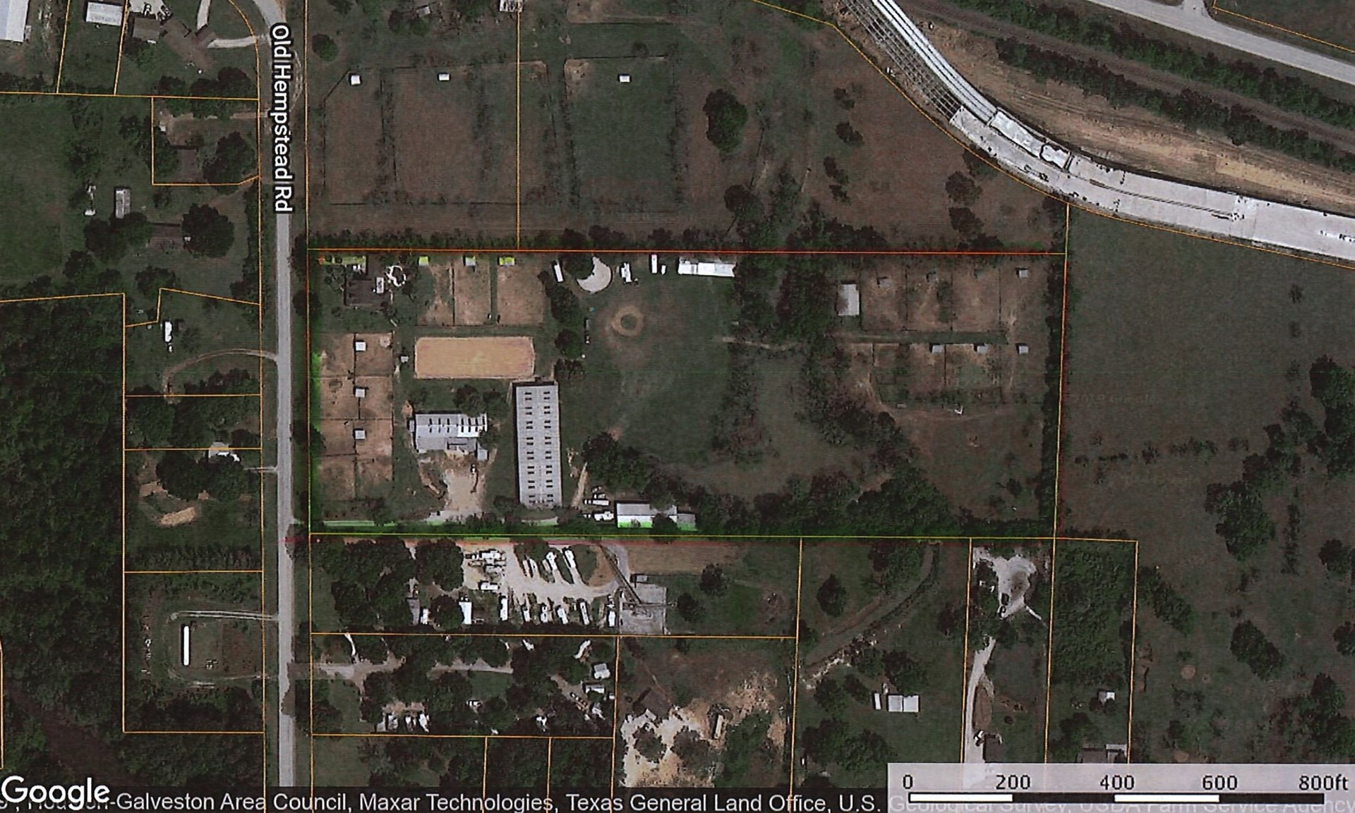 12 ACRES FOR SALE COMMERCIAL DEVELOPMENT LAND MAGNOLIA TEXAS