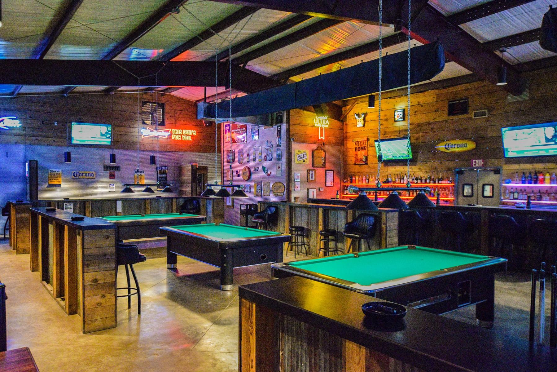 The Angry Bull Saloon Alva Oklahoma