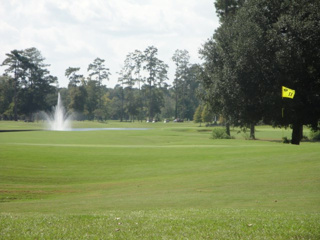 Carter Plantation Golf View Lot on Double Fairway