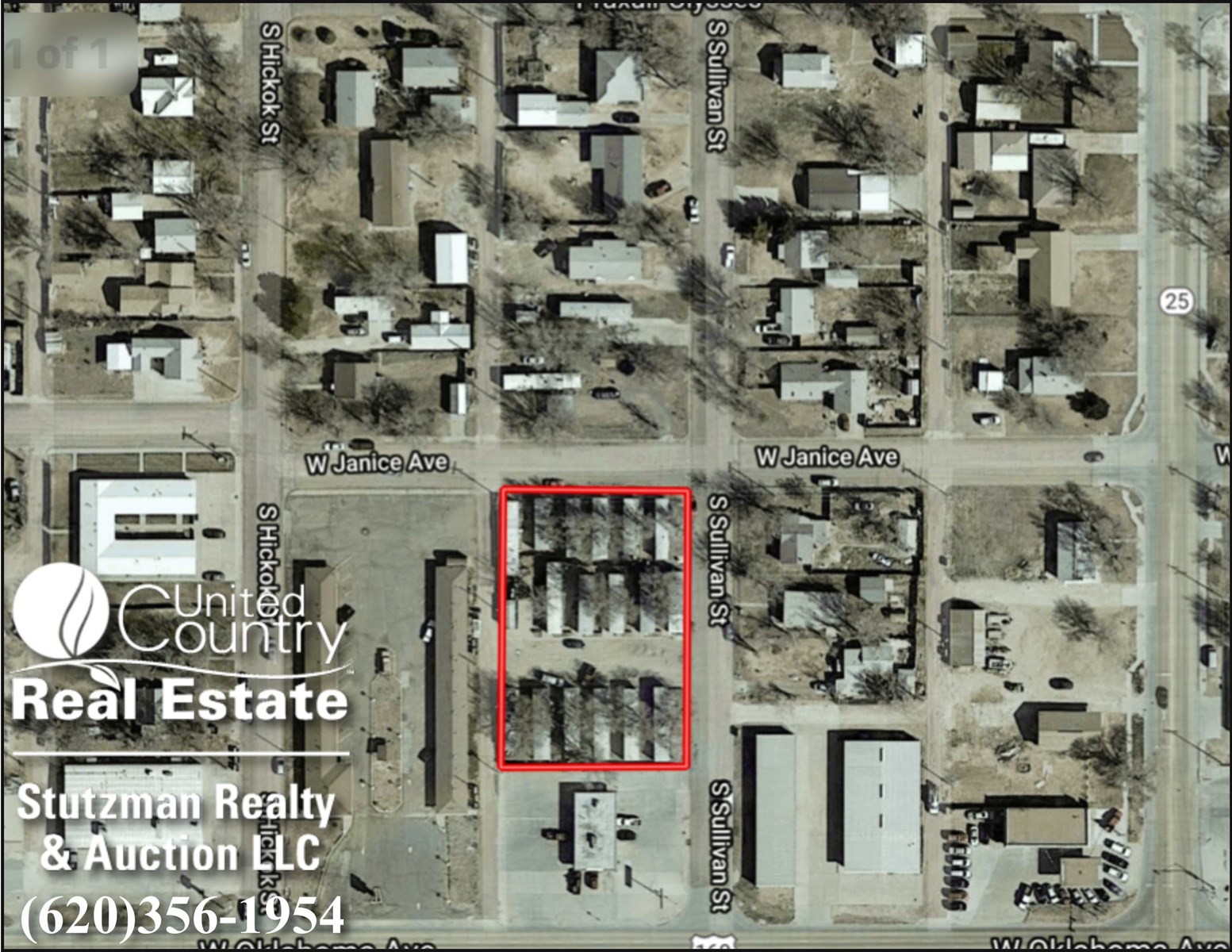 INVESTMENT OPPORTUNITY IN ULYSSES, KANSAS