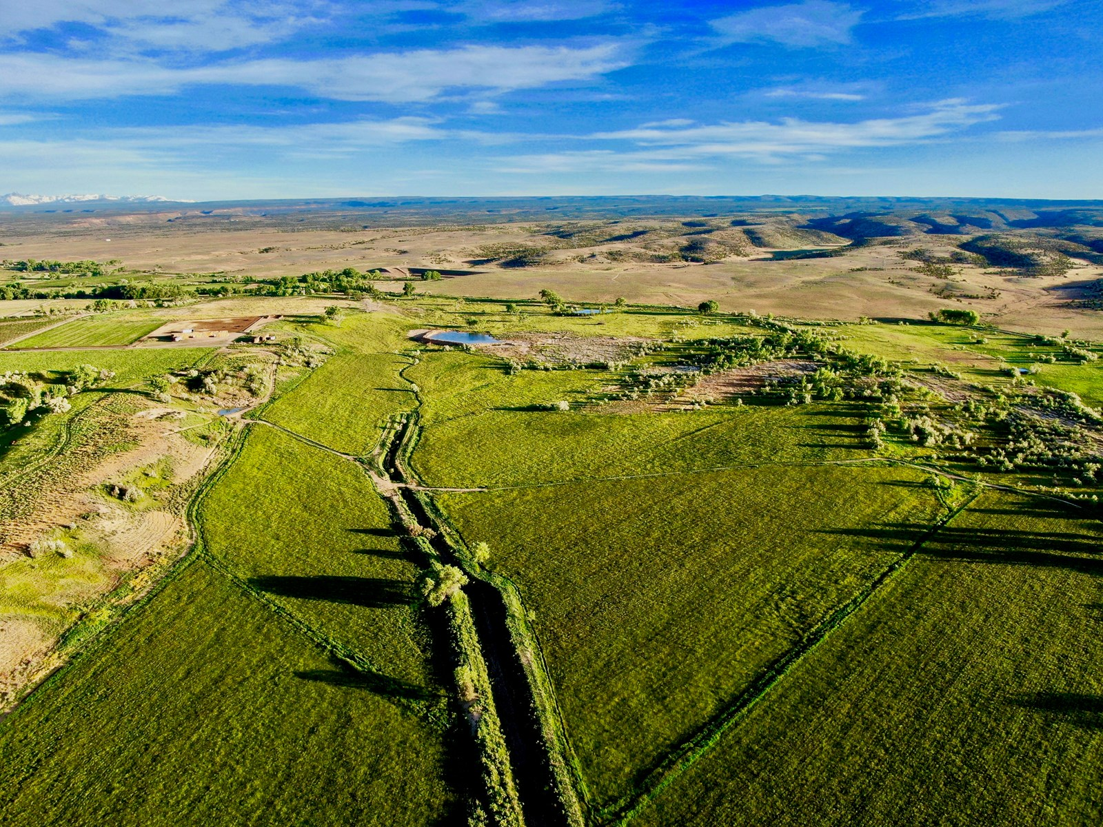 Irrigated acreage for sale