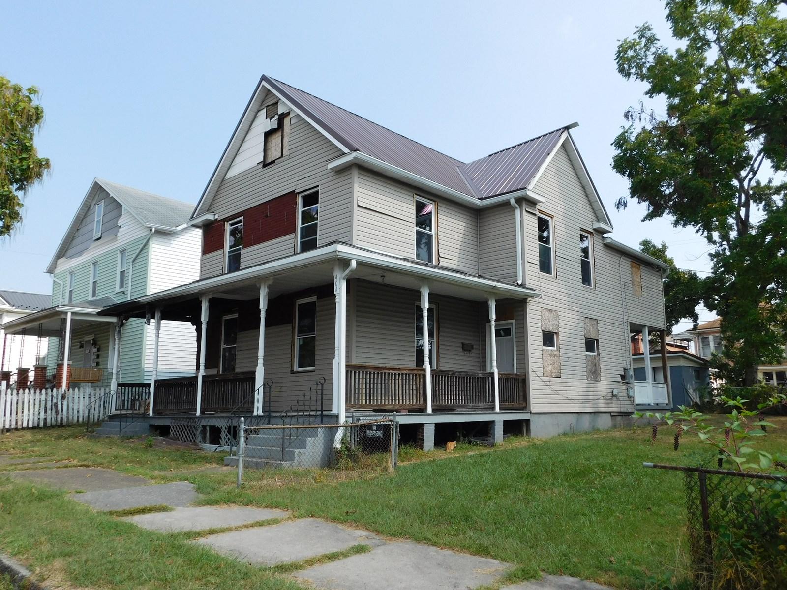 Cumberland MD Duplex