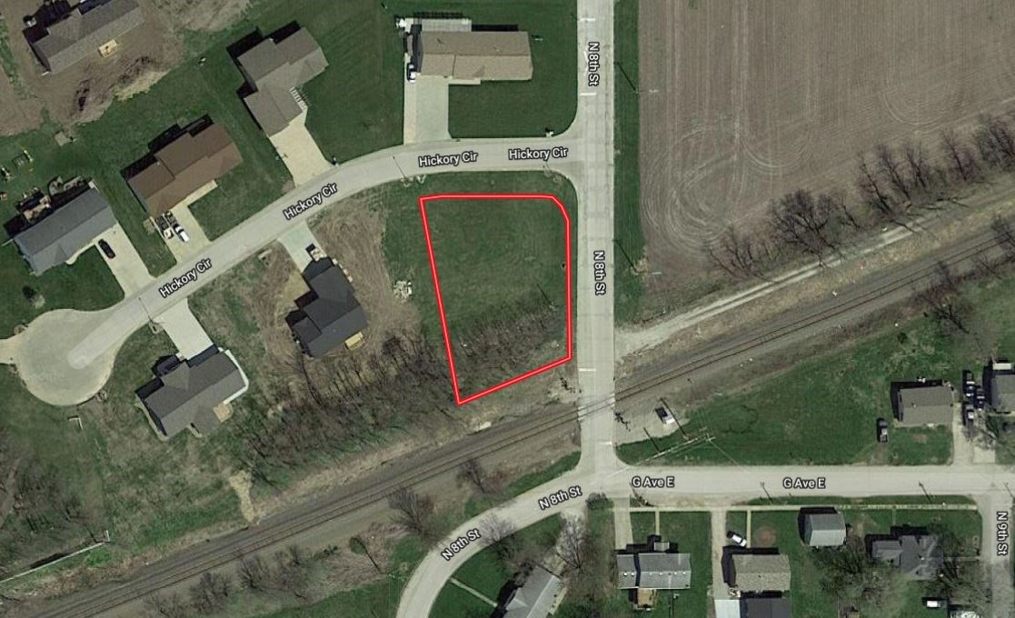 Albia, IA Building Lot for Sale