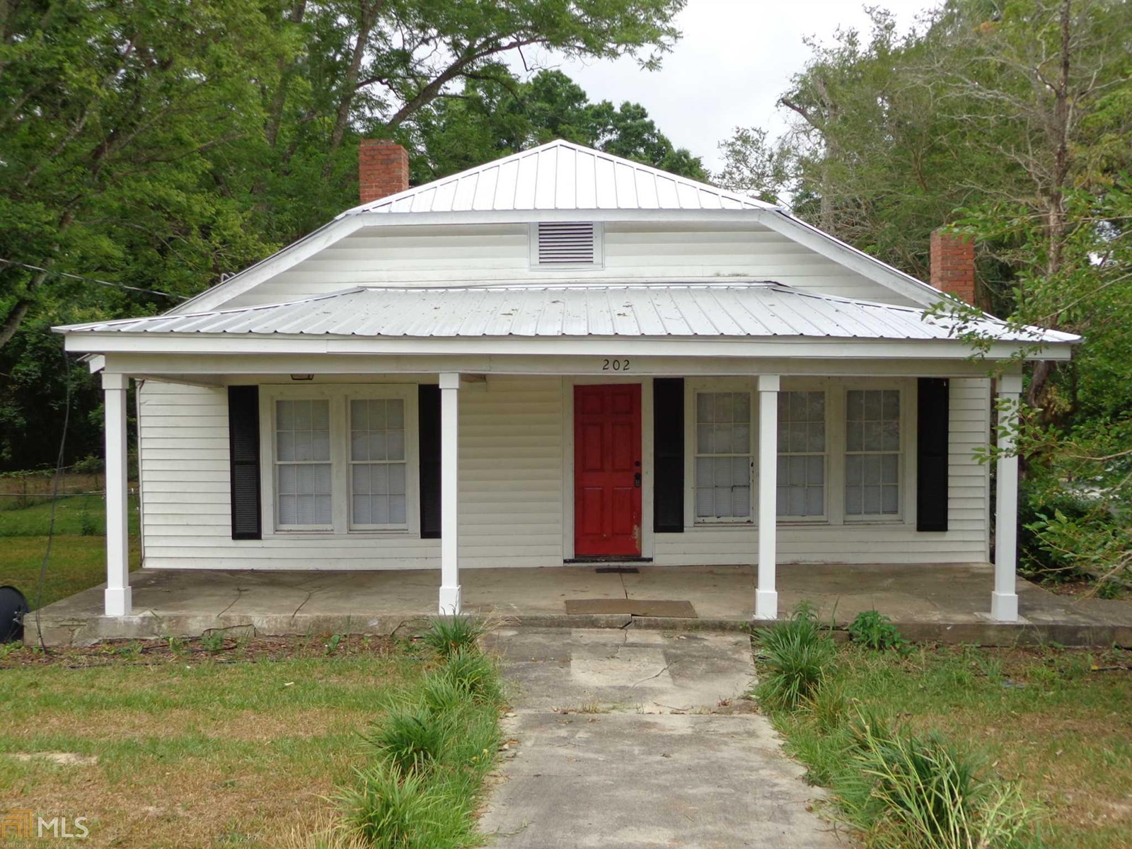 2 BR, 1.5 BA Historic Home in Sylvania, GA