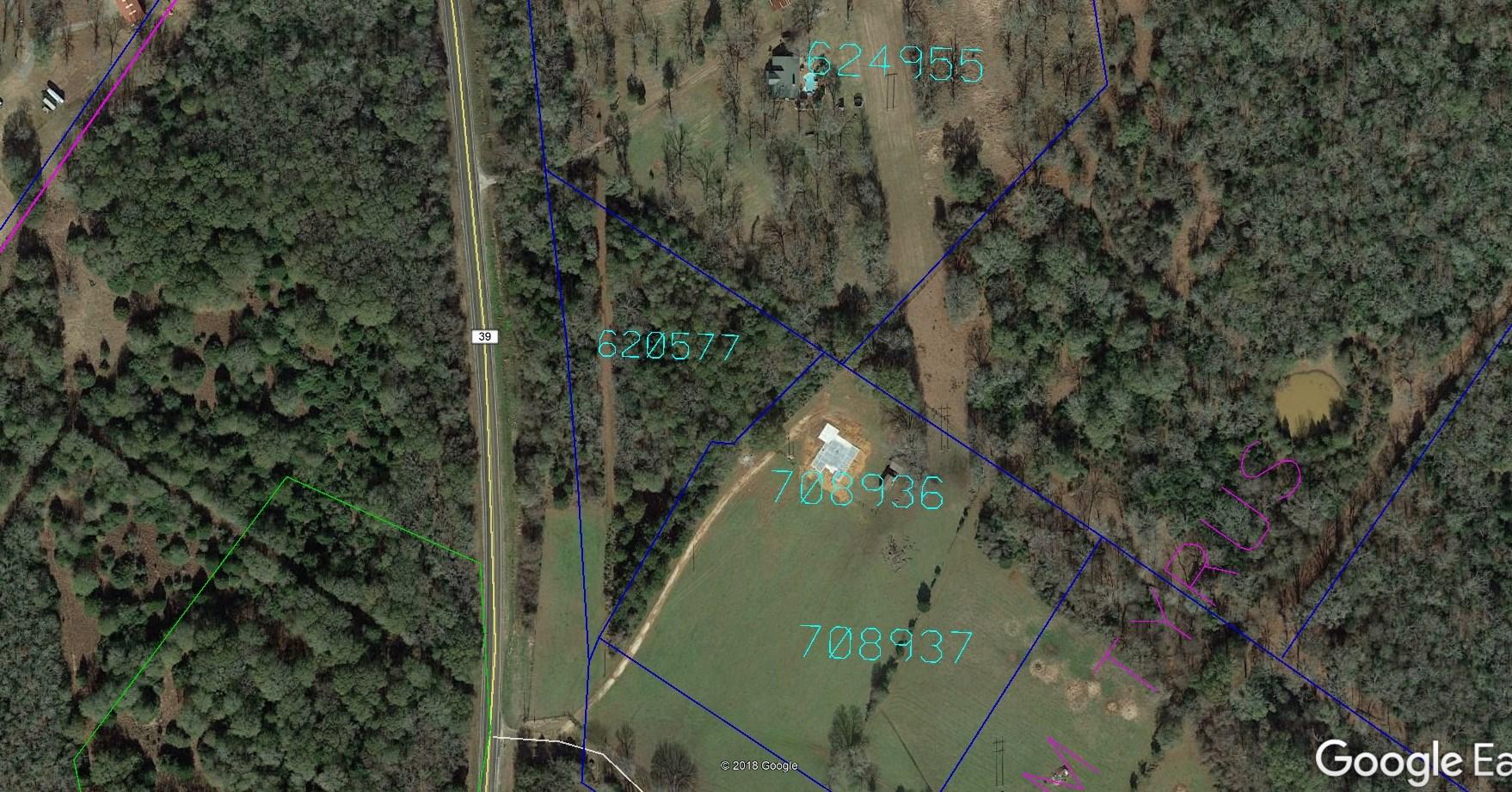 Small Acreage for Sale in Leon County