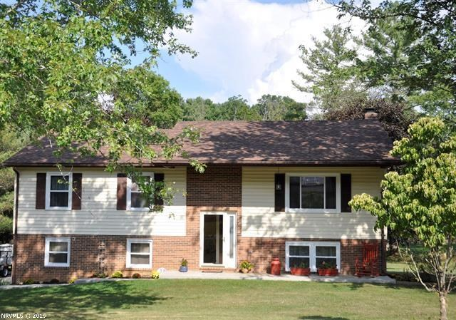 Home for Sale in the Town of Floyd VA