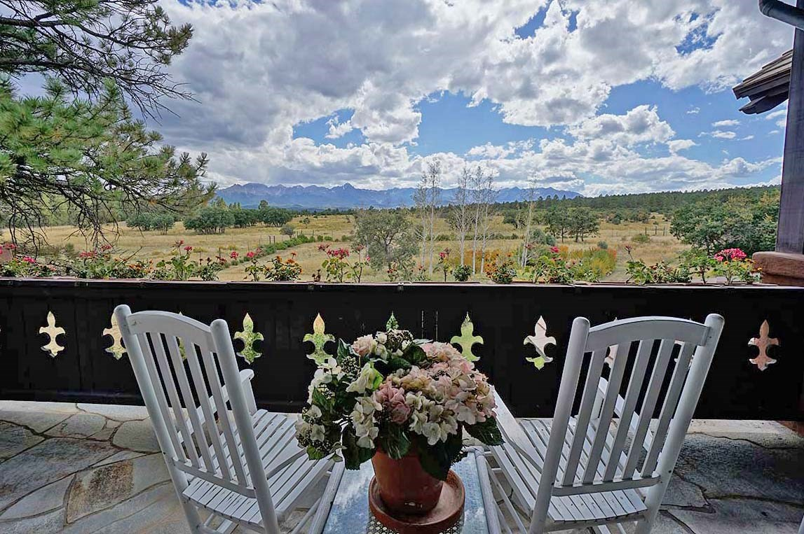 Custom Luxury Mountain View Property For Sale Ridgway CO