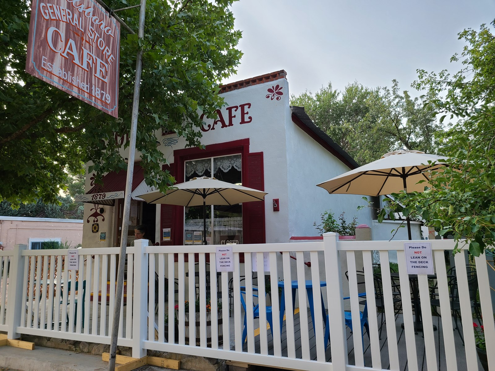 Historical Hillsboro New Mexico Restaurant and Nice Home