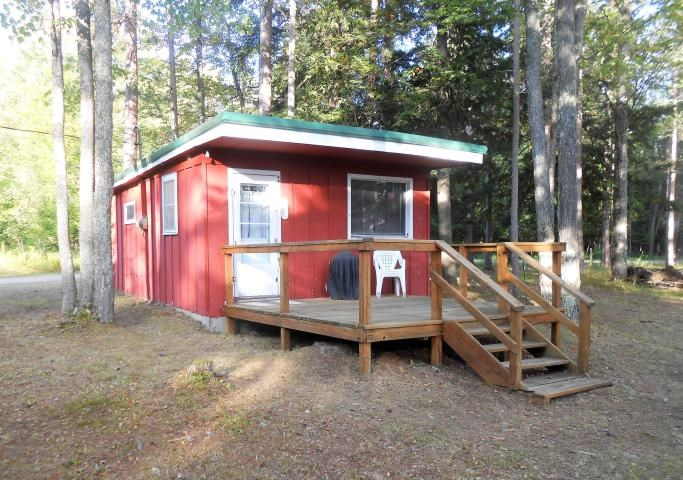 Cabin for Sale near Sunken Lake Posen MI