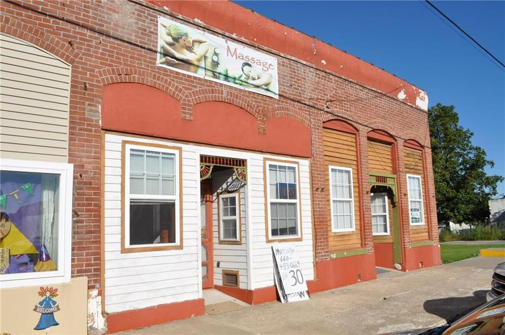 Well Maintained Store Front with Unlimited Potential or Sale