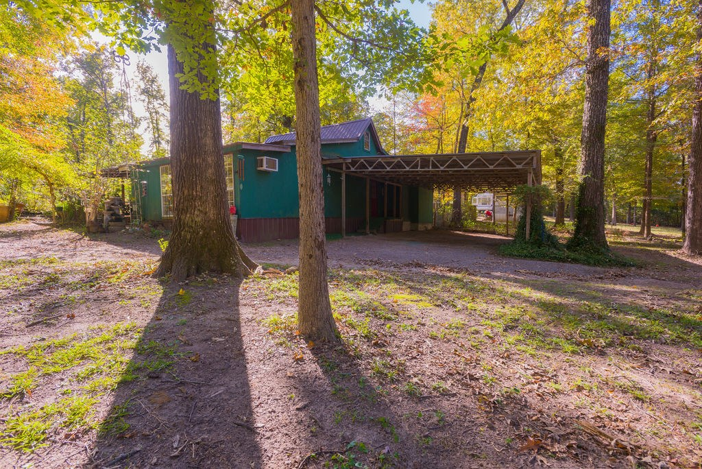 East TX House for sale Avinger TX Lake O' The Pines Acreage