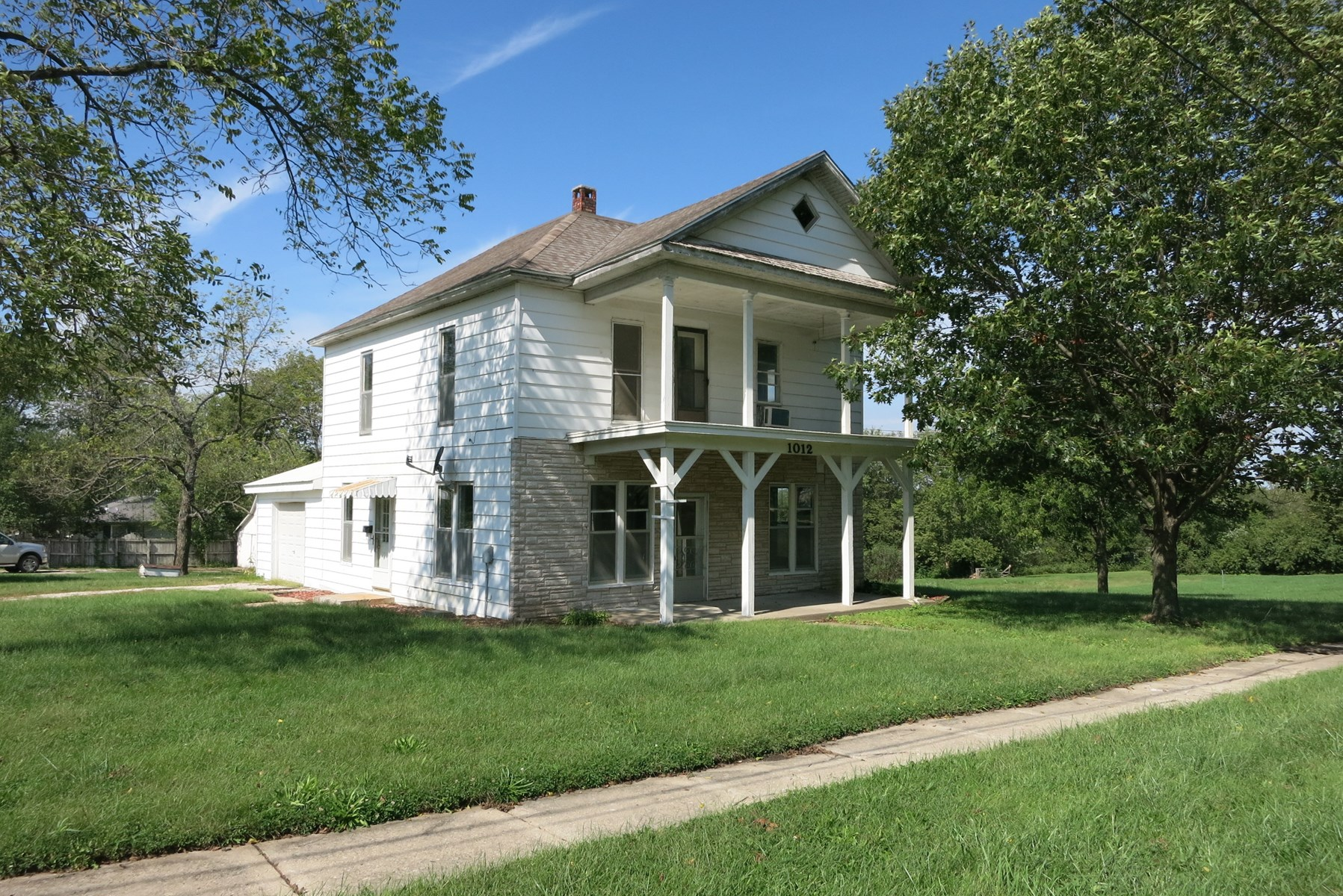 For Sale 100 Year Old Home on 1.3 Acres
