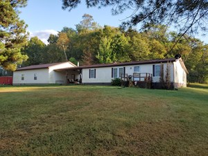 BEAUTIFUL COUNTRY HOME WITH 32.39 ACRES IN WOOD CO.,WV