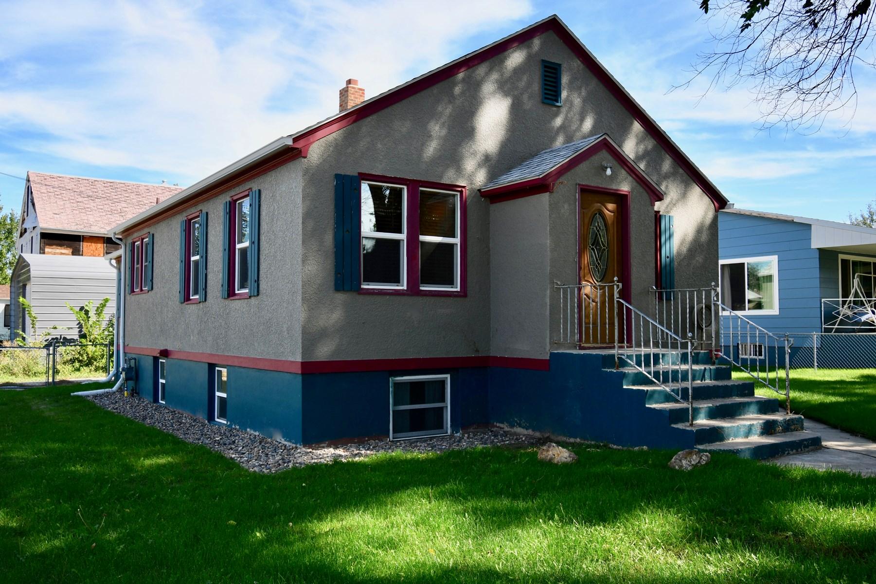 3 Bedroom, 2 Full Bath Home for Sale in Glendive, MT