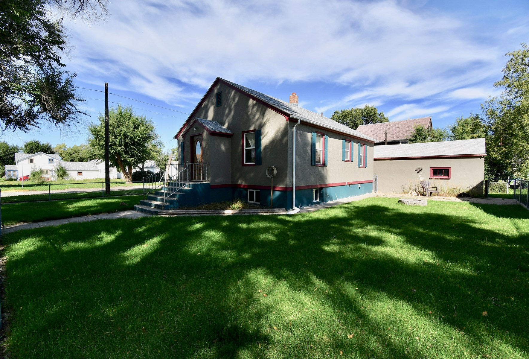 3 Bedroom, 2 Full Bath Home for Sale in Glendive, MT