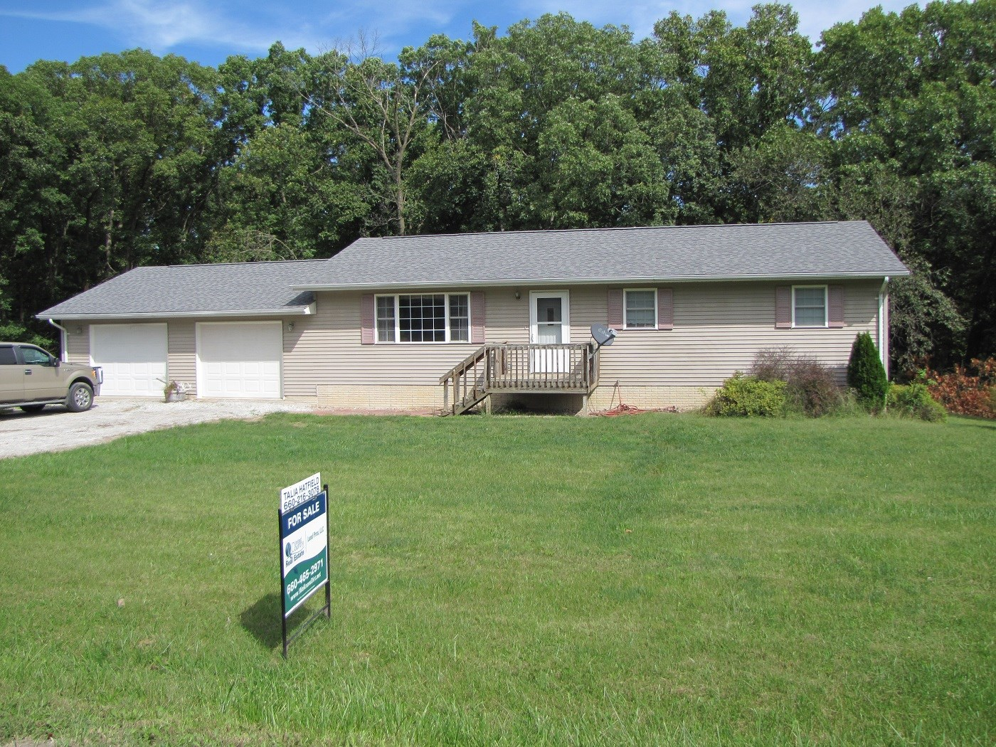 NORTHEAST MO COUNTRY HOME, SMALL ACRES, POND, TIMBER