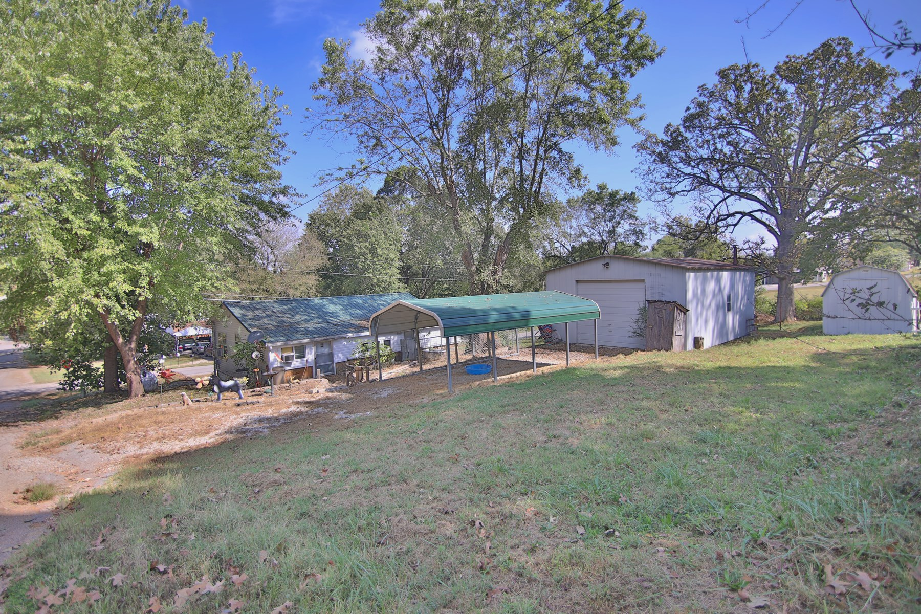 Home for Sale in Mammoth Spring Arkansas