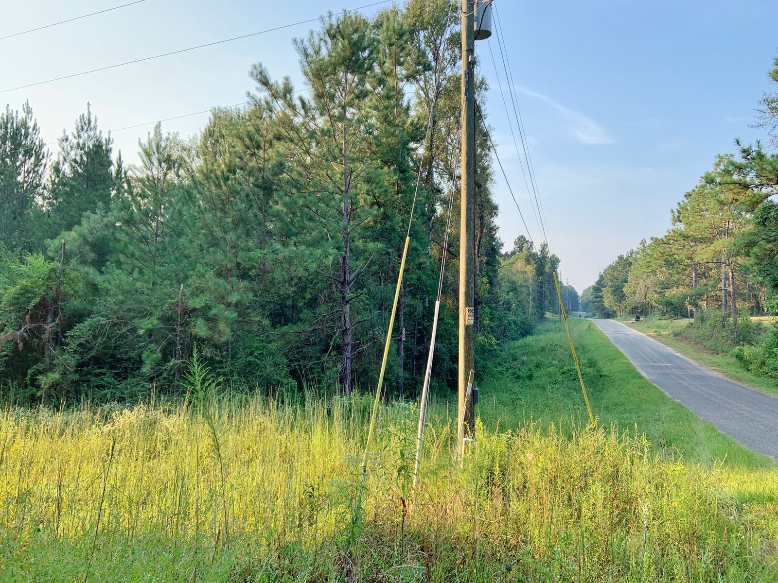 15 Acres Residential Land for Sale Moselle, Jones County, MS