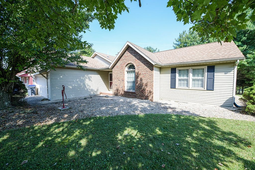 Monroe County Ranch Style Home | Bloomington, Indiana