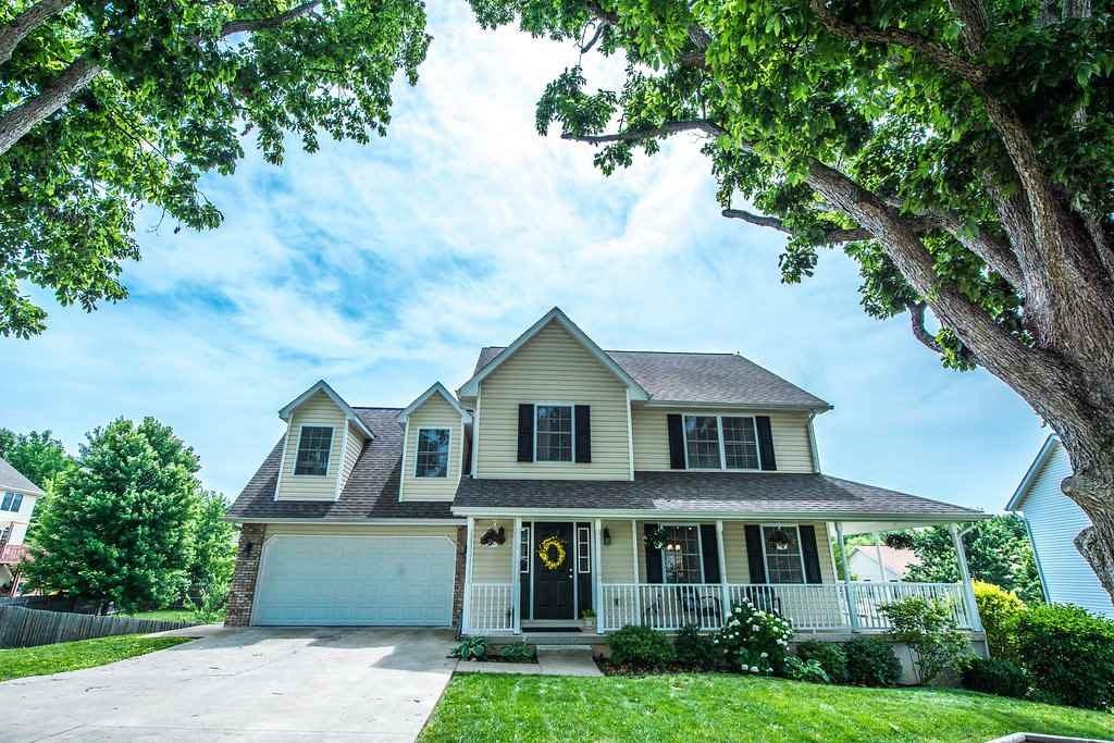 Monroe County Rustic Family Home | Bloomington, Indiana