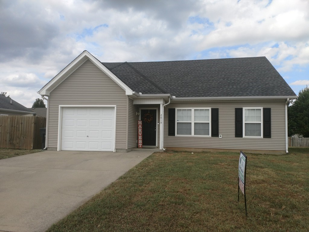 Great Starter Home under $200,000, in Murfreesboro Tennessee
