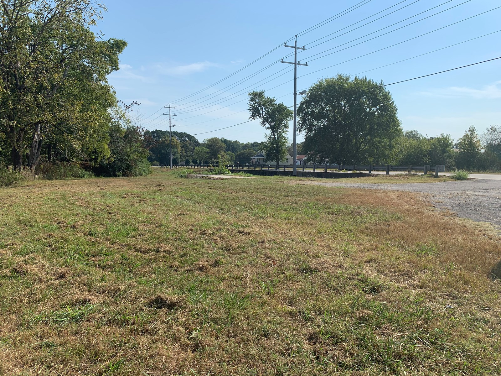 Land for sale in town!!!
