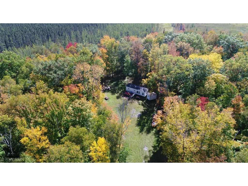 Wooded Hunting Acreage For Sale on Pine County/Aitkin County