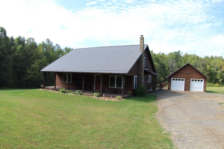 1.5 STORY HOME WITH 4.12 ACRES LOCATED IN PATRICK COUNTY, VA