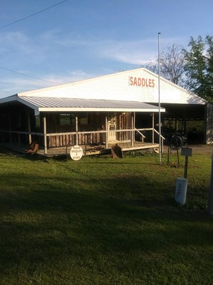 HORSE TACK BUSINESS & HOME FOR SALE IN SHARP COUNTY, AR