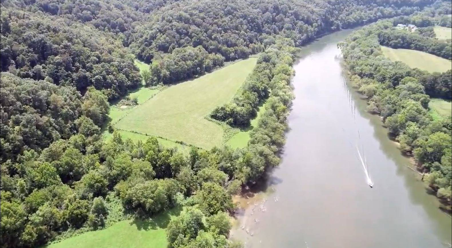 Hunting, fishing and recreational acreage for sale, Kentucky