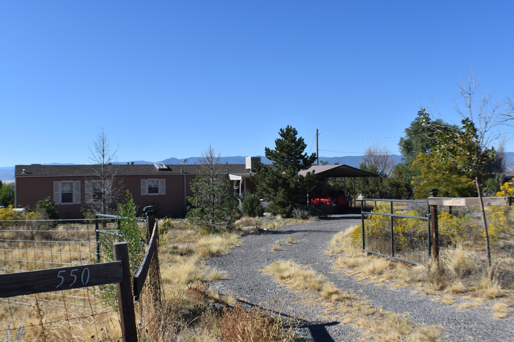 Country Home for Sale with Land in Penrose, Colorado