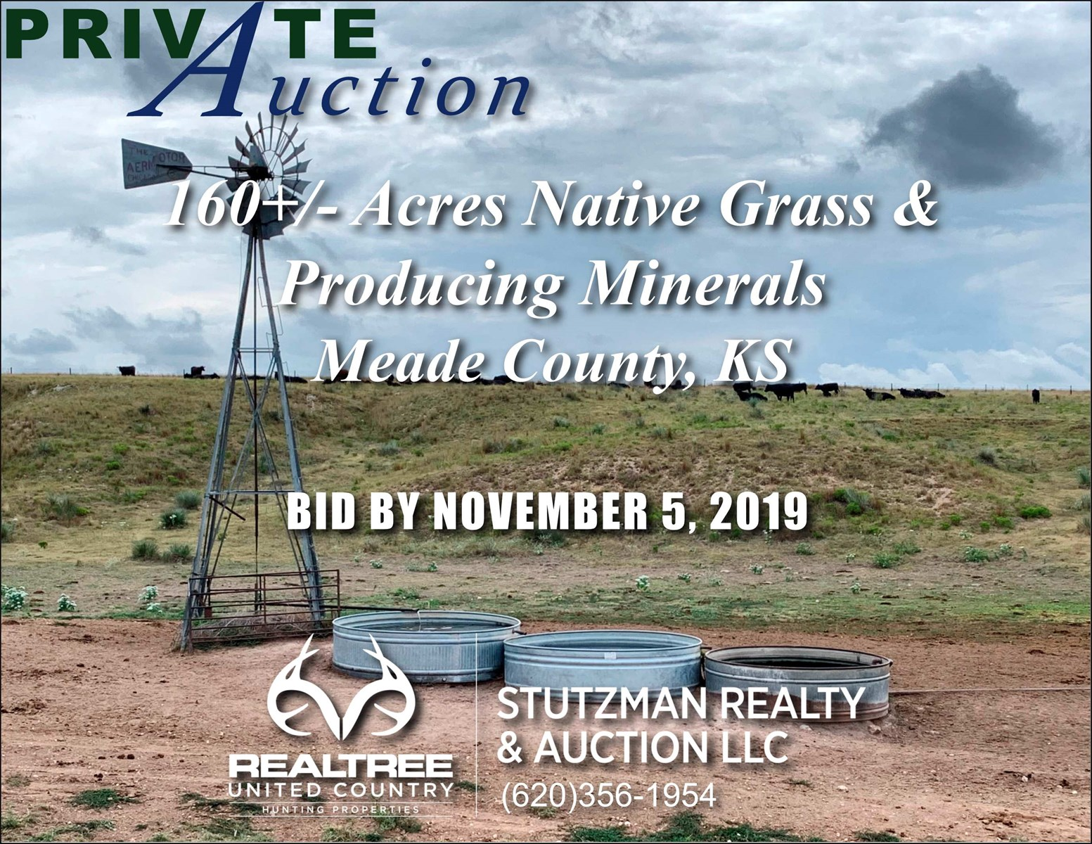 MEADE COUNTY, KS LAND FOR SALE