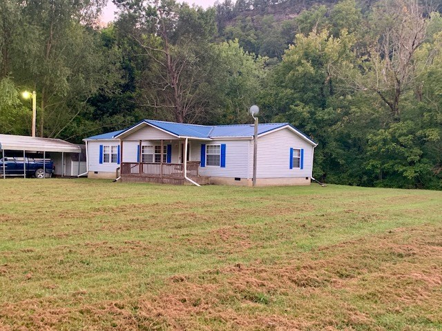 River front mobile home for sale, Burkesville, KY