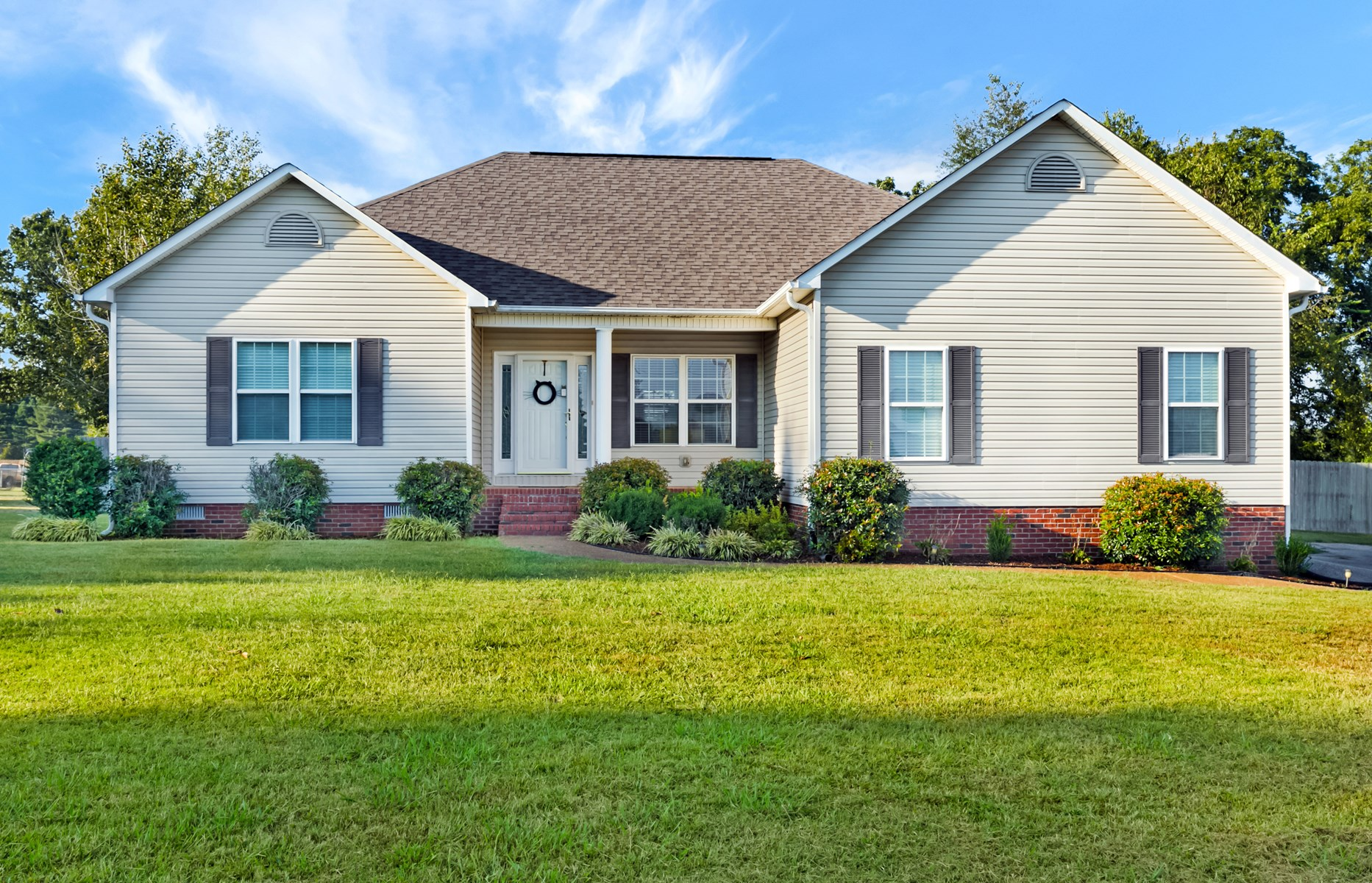 3 BR / 2BA Home for Sale on Large Lot - Milan, Tennessee