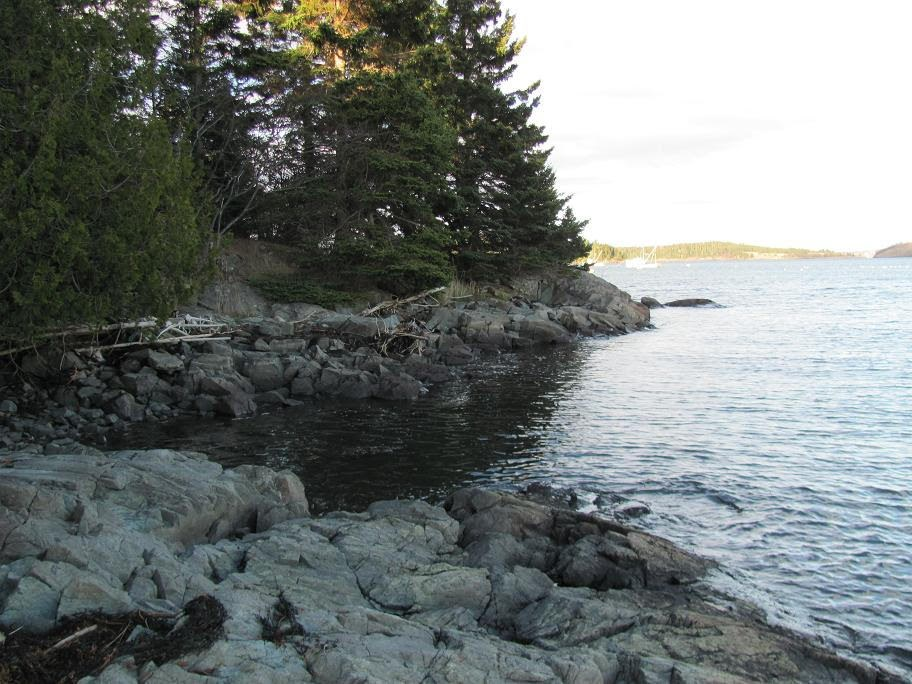 Deep-Water Coastal Lot For Sale in Lubec, Maine
