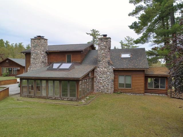 Northern MI Hunting Lodge For Sale Deer, Bear, Grouse, Trout