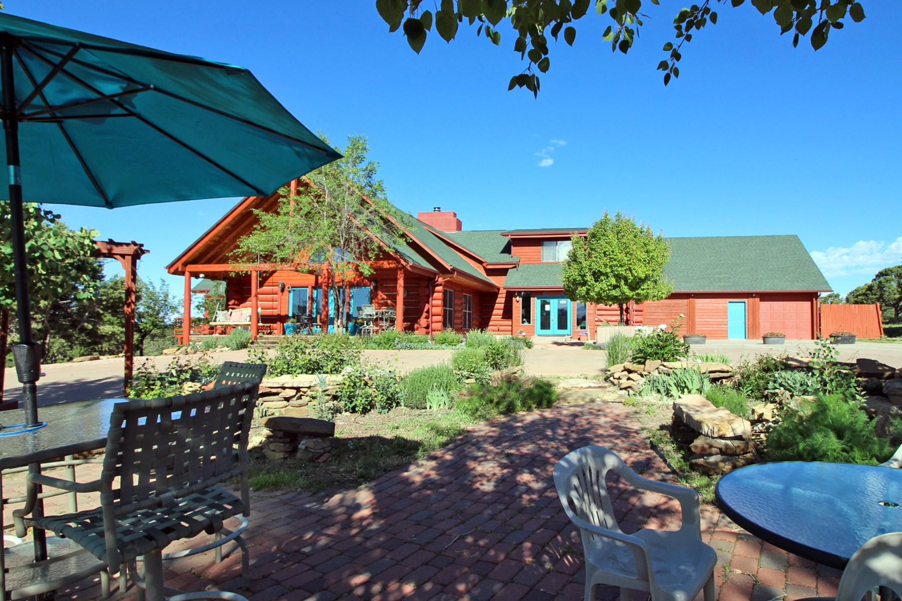 Horse property or lodge facility on 29 acres in SW Colorado