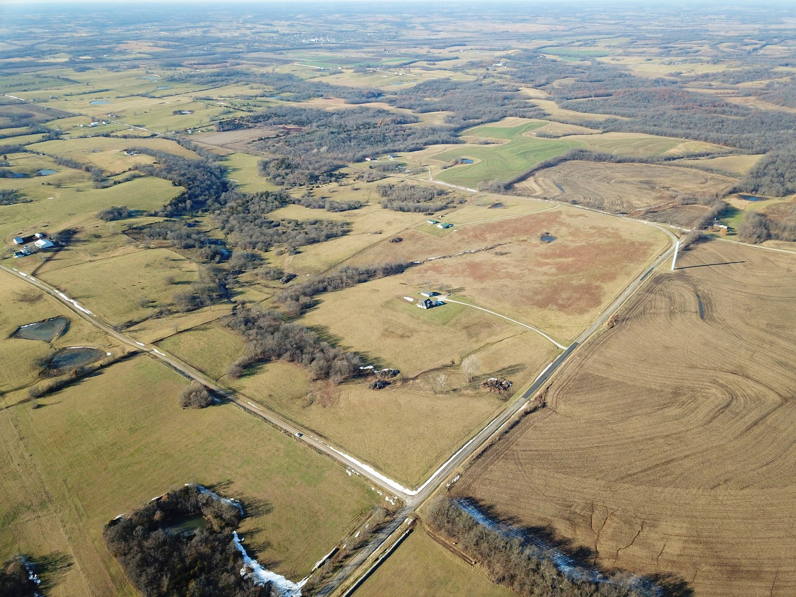 BRAYMER MO IMPROVED PASTURE LAND FOR SALE