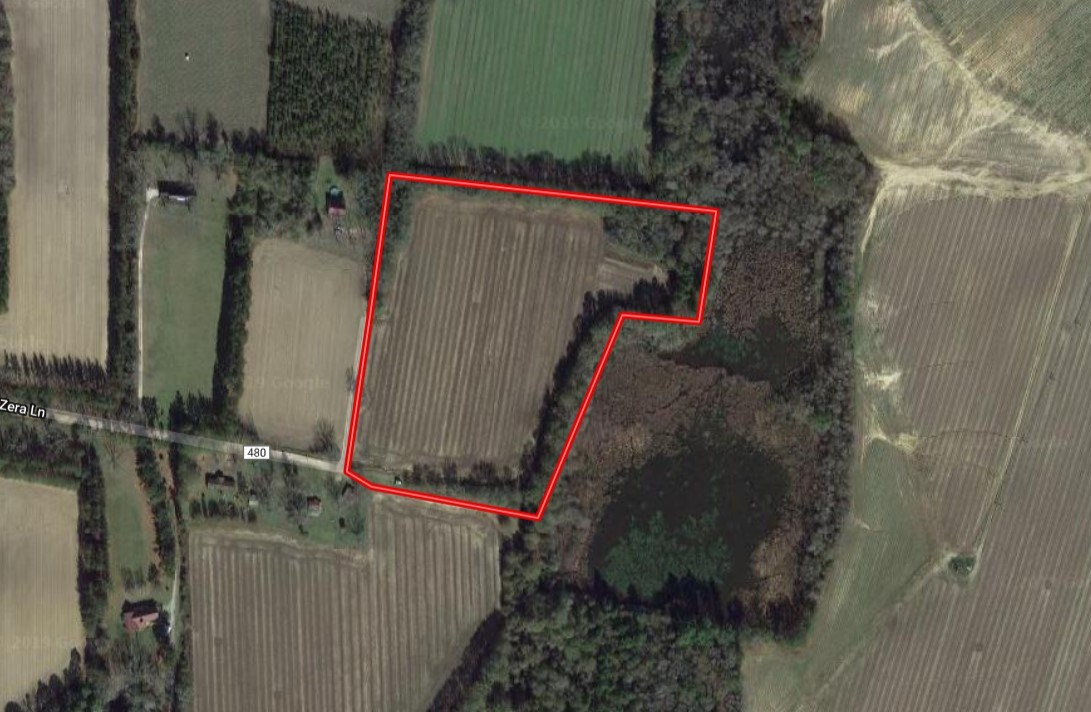 12.95 Acres For Sale in Statesboro, GA